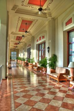 Riu Palace Aruba Hallway