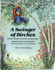 robert frost birches - Google Search
