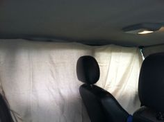 Simple Easy (Walmart Camping) Privacy Curtains  for Your Car!