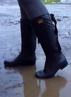 Däv rainboots #stiligestovler.no