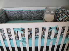 Modern Boy Nursery | Project Nursery