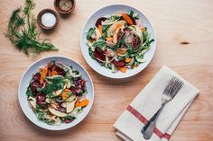 A Salad You'll Want to Eat (Even When Cookies are Everywhere) on Food52