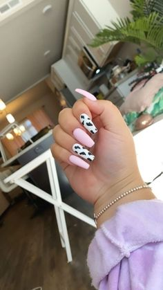 Acrylic Nails Coffin Short, Simple Acrylic Nails, Summer Acrylic Nails, Acrylic Nail Designs, Best Acrylic Nails, Summer Nails, Winter Nails, Spring Nails, Coffin Nails