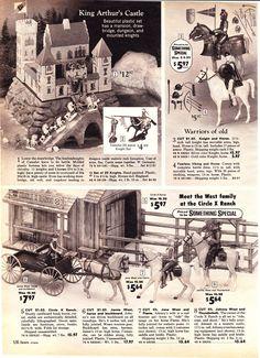 Marx Knights Sears 1970