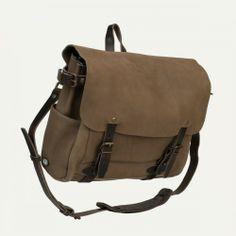 Postman Bag Eclair - Taupe