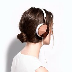 #FRENDS Taylor #Headphones in Rose Gold <3 wearefrends.com