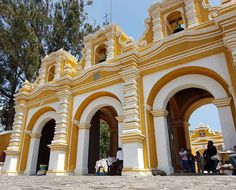 Ermita de El Santisimo Calvario #Antigua #Guatemala #Guatelinda #instagt #instaguatemaya #losrinconesdemiguate #church #Catholic #nicepic #niceplace #travelguatemala #travel