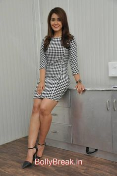 Rashi Khanna in Short Dress - Hot HD Pics - 12 Pics
