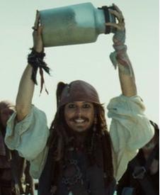 I got a jar of dirt, I got a jar of dirt, and guess what's inside it!