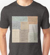 Alexander Hamilton Papers Collection Unisex T-Shirt