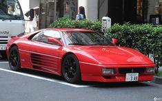 Ferrari 348, Love Car, Classic Italian, Jdm Cars, Manual Transmission, Cars And Motorcycles, F1, Cool Cars, Dream Cars