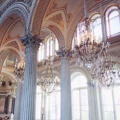 bursting-passion // hermitage museum ~ the pavilion hall