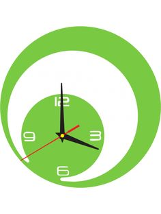 Design Wall Clock JOHN color: light green Reference:  X0017-RAL6018-LIGHT GREEN Condition:  New product  Availability:  In Stock  Time to change! Decorating watches will revive every interior, highlight the charm and style of your space. Discover your living with new clocks. Plexiglass wall clocks are a wonderful decoration of your interior.
