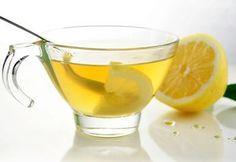 Varmt citronvatten