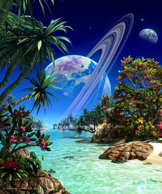 alien worlds - Yahoo Image Search results