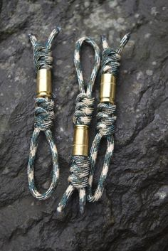 Paracord Zipper Ends Pinterest