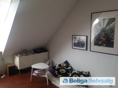 Ryesgade 124A, 5. th., 2100 København Ø - Charmerende taglejlighed på indre Østerbro #andel #andelsbolig #andelslejlighed #kbh #københavn #østerbro #selvsalg #boligsalg #boligdk