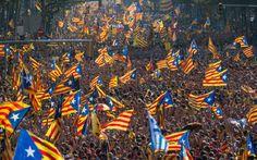 Como o mundo está a reagir à declaração de independência catalã