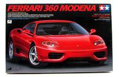 Ferrari 360 Modena Tamiya 24228 1/24 New Sports Car Model Kit