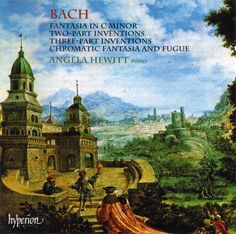 Angela Hewitt – Bach - Fantasia In C Minor, Two-Part Inventions, Three Part Inventions, Chromatic Fantasia And Fugue Label: Hyperion – Format: CD, Album Country: UK Released: 1994 Genre: Classical B Flat Major, B Minor, Piano Music, Inventions, Taj Mahal, City, World, Travel, Country Uk