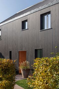 Contemporary disability bungalow in harrogate with cedar cladding find this pin and more on cladding ideas and colour combinations by jasmine renae malvernweather Choice Image