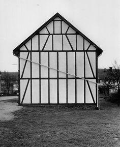 BERND UND HILLA BECHER     TRÄNKESTRASSE 3, HAIGER-SEELBACH, 1972