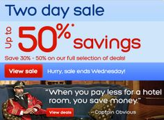 memorial day sales hotels