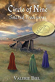Circle of Nine -Sacred Treasures (Book 3)
