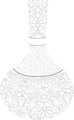 coloring pages perfume - photo#33