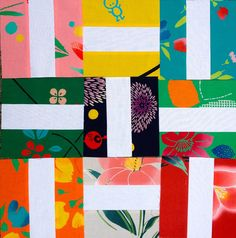 Japanese Yukata Cottons - nifty quilts