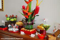 festa tropical 15 anos decoraçao - Pesquisa Google