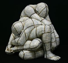 Paola Epifani, alias Rabarama, was born in Rome in 1969. She received her BFA from Venice Academy of Fine Arts in 1991 and immediately started entering her work in sculpture competitions, in Italy and abroad.