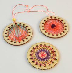 Tvoření | Plastová jehla | Dřevovýšivka – týmová sada | DomDom - dřevěné výrobky pro kreativní činnost, didaktické pomůcky, suvenýry