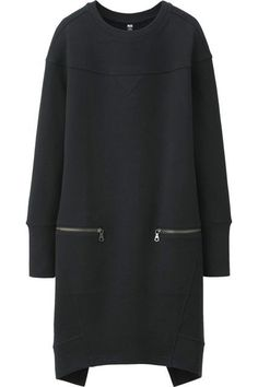 Платья на основе свитшота
