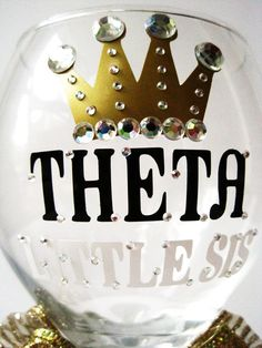 sorority gifts...for big and little. This can be modified for cheer big sis little sis gift