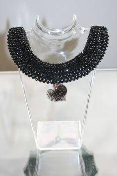 """Mancano ancora 24 giorni a #SanValentino, ma con #PreciousGlass già si è accesa una """"dark passion"""" #jewels #love #glass #murano #glassjewelry #gioielli #muranoglass #madeinitaly"""