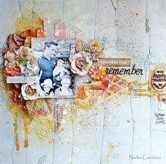 Remember *Scraps Of Elegance November Kit* - Scrapbook.com