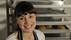 Baker Kate Reid of Lune Croissanterie.