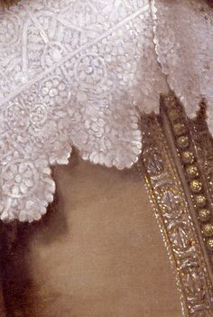 Young Mr. Cartwright, 1630. Detail.