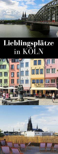 ⇒ Was muss man in #Köln gesehen haben? 7 #Reiseblogger verraten ihre #Lieblingsplätze in Köln