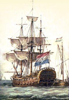 Op het schip de Rode Cameel