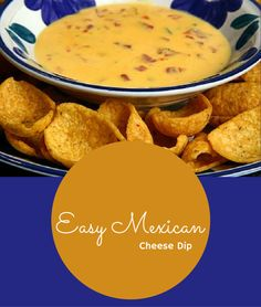 Easy Mexican Cheese