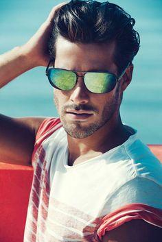 Casual cool shades #GUESS
