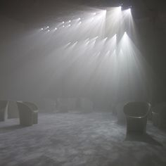 Twilight by Tokujin Yoshioka _ mitologia dello spazio scenico _  politeismo