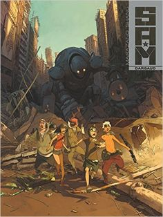 S.A.M., Tome 1 : Après l'homme...: Amazon.co.uk: Richard Marazano, Xiao Shang: 9782205067385: Books
