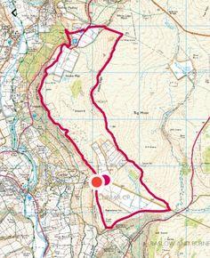 Curbar Edge + Froggatt Edge Walk + Baslow Edge Walk Peak District