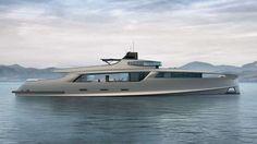 50m Taurus superyacht from Esenyachtt