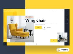Furniture Web UI - FREEBIE by Prateek Gupta Best Picture For Web Design index For Your Taste You are looking for something, and it is going to tell you exactly what you are looking for, and you didn't Web Design Websites, Online Web Design, Web Design Quotes, Website Design Services, Web Design Company, Ui Ux Design, Layout Design, Web Design Trends, Web Layout