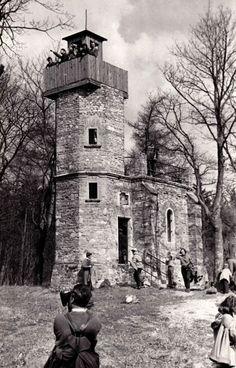 1959 tavasz a Muck kilátón (2)