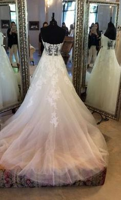 Enzoani Ipswich  wedding dress currently for sale at 50% off retail.